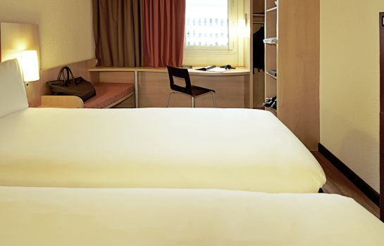 Standard room ibis Toulouse Ponts Jumeaux