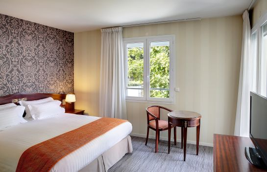 Chambre double (standard) Best Western Plus Paris Meudon Ermitage