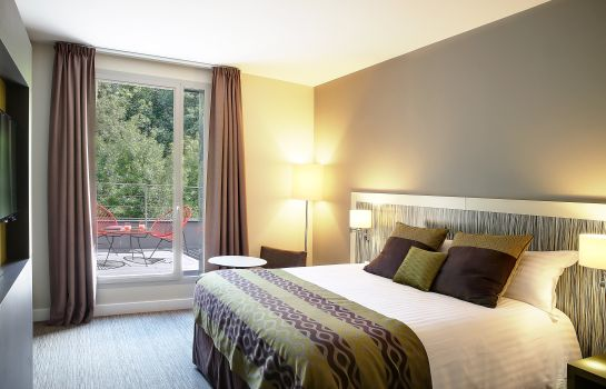 Chambre double (confort) Best Western Plus Paris Meudon Ermitage
