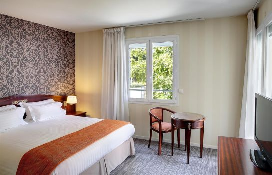 Chambre Best Western Plus Paris Meudon Ermitage