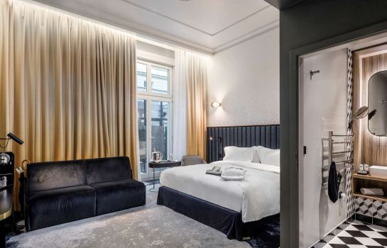 Zimmer Century Old Town Prague - MGallery by Sofitel