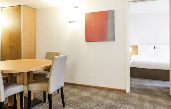 Junior-suite Novotel Gent Centrum