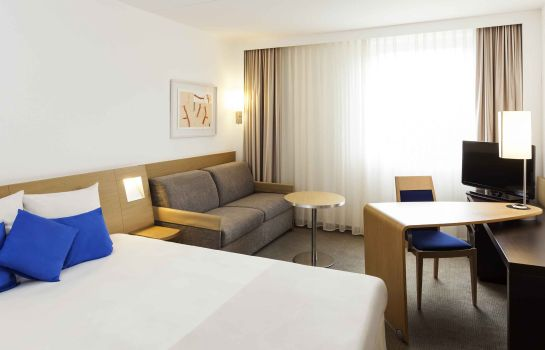 Suite Junior Novotel Paris Sud Porte de Charenton