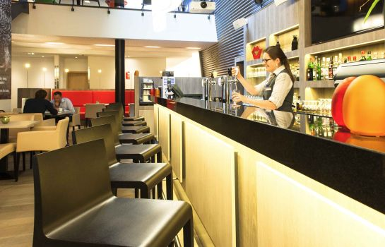 Bar hotelowy Novotel Mechelen Centrum
