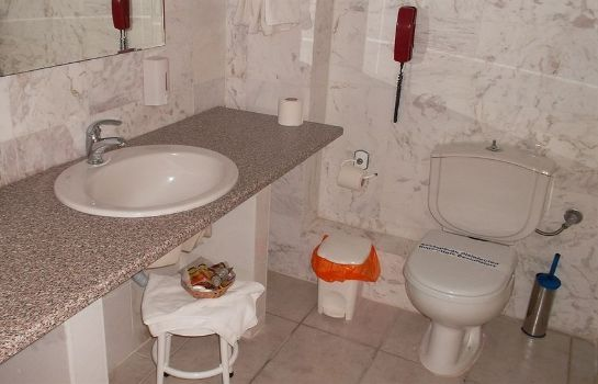 Cuarto de baño Princess of Kos Bay -All Inclusive