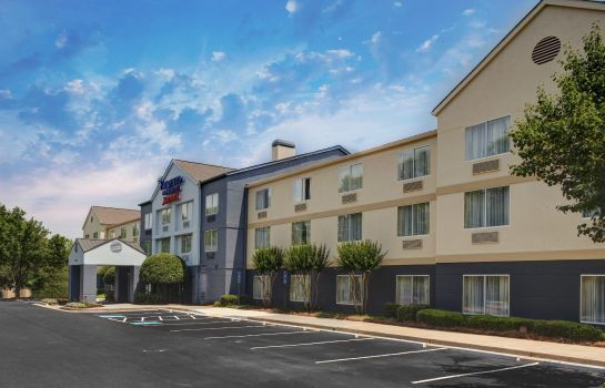 Außenansicht Fairfield Inn & Suites Atlanta Alpharetta