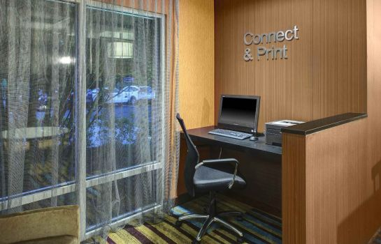Info Fairfield Inn & Suites Atlanta Alpharetta