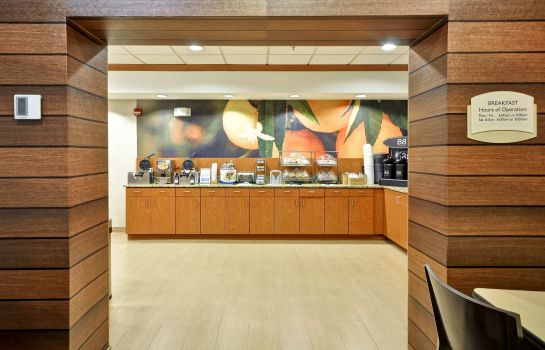 Restaurant Fairfield Inn & Suites Atlanta Vinings/Galleria