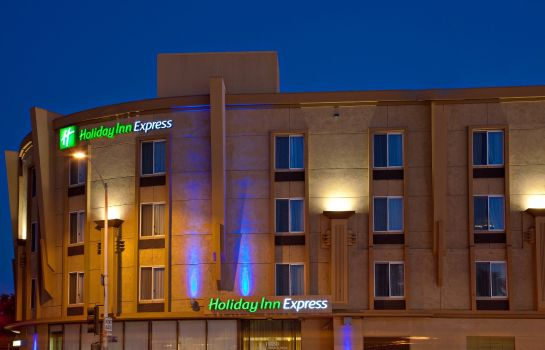 Außenansicht Holiday Inn Express WEST LOS ANGELES-SANTA MONICA