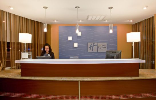 Hotelhalle Holiday Inn Express WEST LOS ANGELES-SANTA MONICA