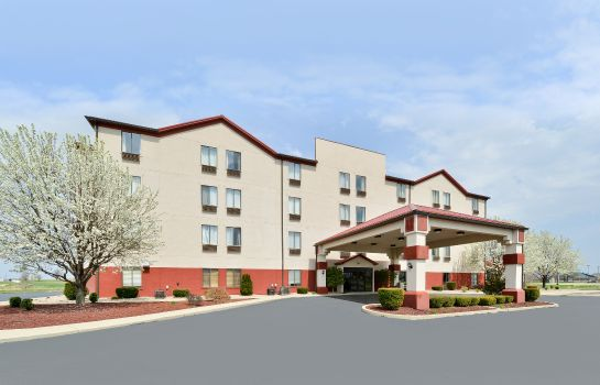 Exterior view Holiday Inn Express & Suites EVANSVILLE NORTH