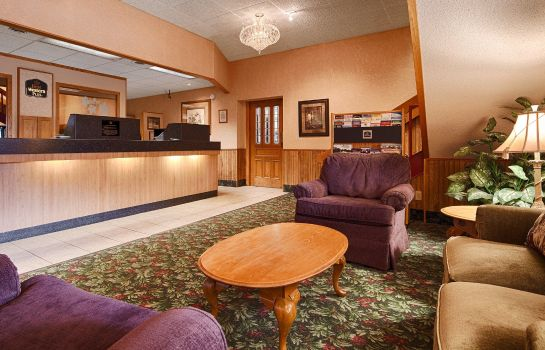 Hotelhalle BEST WESTERN PLUS LONGBRANCH