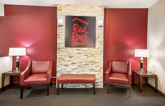 Hotelhalle Red Roof Inn High Point - University