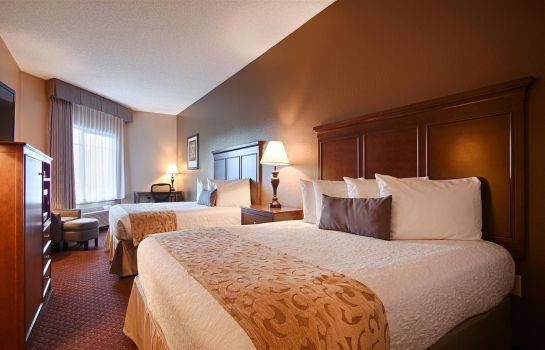 Zimmer BEST WESTERN GOLDEN LION HOTEL