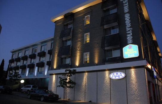 Buitenaanzicht BEST WESTERN PLUS HOLLYWD HILL