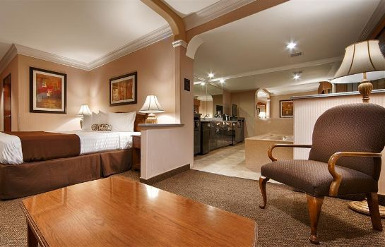 Suite BEST WESTERN PLUS SUITES HOTEL