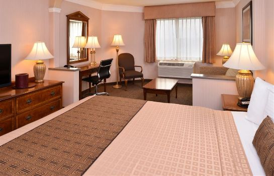 Kamers BEST WESTERN PLUS SUITES HOTEL
