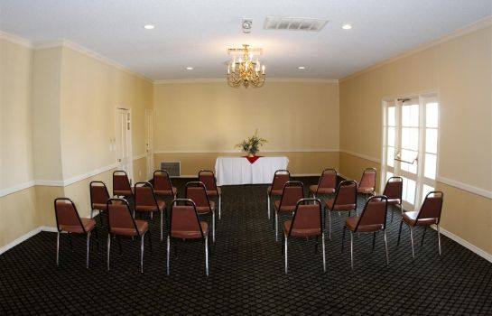 Conference room BEST WESTERN PLUS HILL HOUSE