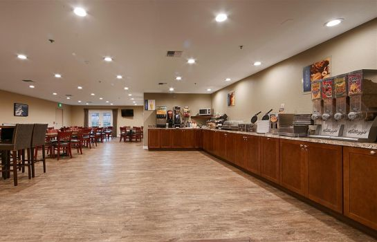 Restaurant BEST WESTERN PLUS EAGLE LODGE