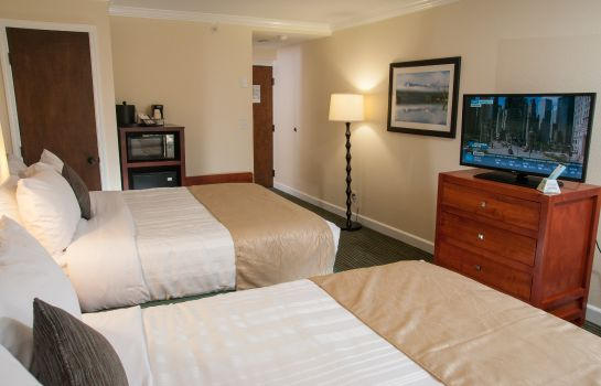 Kamers BEST WESTERN PLUS EAGLE LODGE