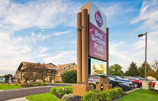 Außenansicht BEST WESTERN PLUS HOLLAND INN