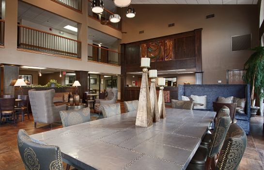 Hotelhalle BEST WESTERN MUSIC CAPITAL INN -BRANSON