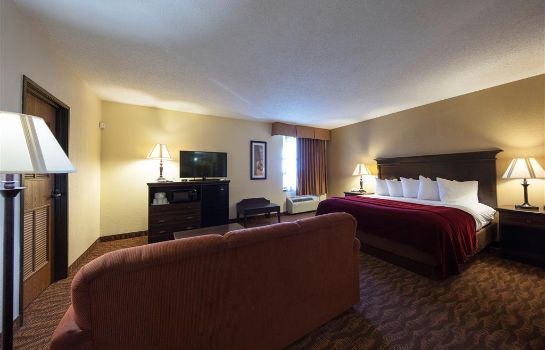 Suite BEST WESTERN MUSIC CAPITAL INN -BRANSON