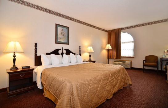 Zimmer BEST WESTERN MUSIC CAPITAL INN -BRANSON