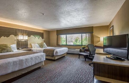Zimmer BEST WESTERN PLUS CANYONLANDS