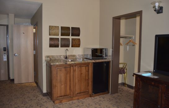 Suite Holiday Inn Express SPRINGDALE - ZION NATL PK AREA
