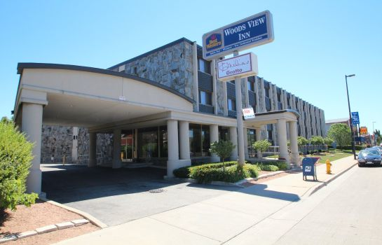 Außenansicht BEST WESTERN MILWAUKEE WEST
