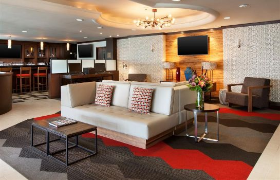 Hol hotelowy Four Points by Sheraton Hotel & Suites San Francisco Airport