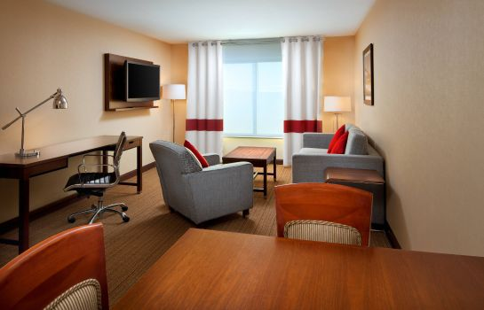 Suite Four Points by Sheraton Hotel & Suites San Francisco Airport