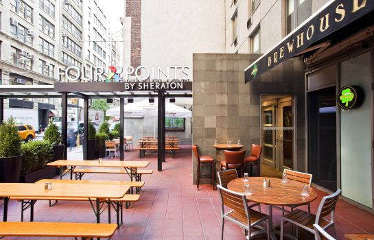 Restaurant Four Points by Sheraton Manhattan Chelsea