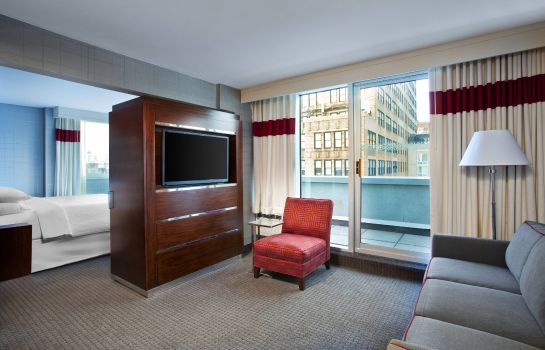 Suite Four Points by Sheraton Manhattan Chelsea