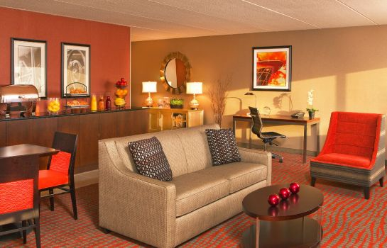 Bar hotelowy Four Points by Sheraton Milwaukee North Shore