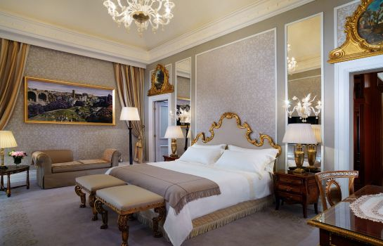 Suite The St. Regis Rome