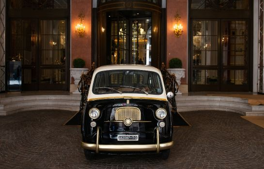 Info The St. Regis Rome