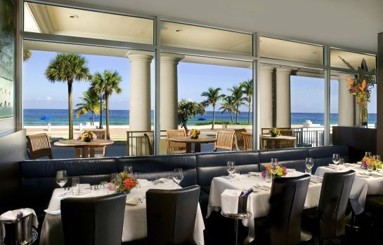 Restaurant The Atlantic Hotel and Spa LIF