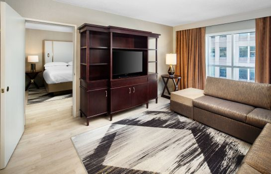 Suite Sheraton Raleigh Hotel