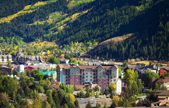 Vista exterior Sheraton Mountain Vista Villas Avon / Vail Valley