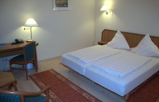 Chambre double (standard) City Hotel Neuruppin