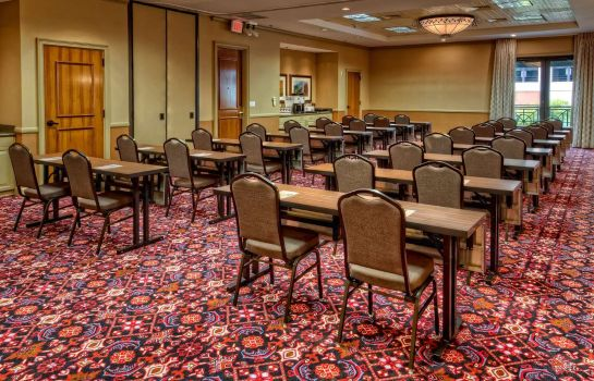 Conference room Hampton Inn - Suites Austin-Downtown-Convention Center TX