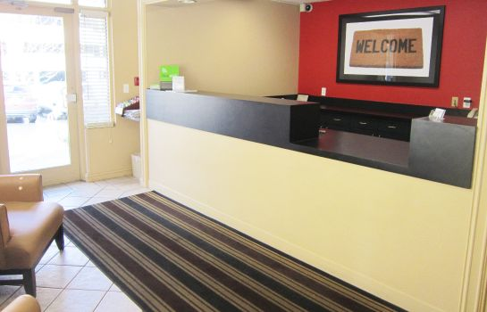 Hol hotelowy Extended Stay America Factoria