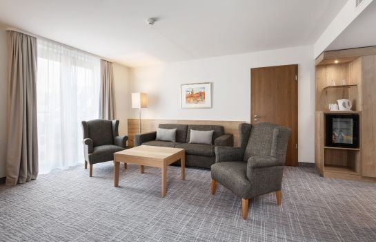 Zimmer Holiday Inn NÜRNBERG CITY CENTRE