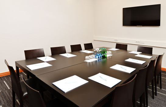 Meeting room Four Points by Sheraton Ljubljana Mons