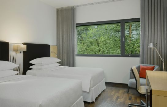 Double room (standard) Four Points by Sheraton Ljubljana Mons