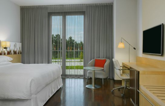 Double room (superior) Four Points by Sheraton Ljubljana Mons