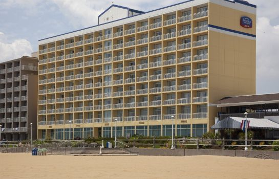 Vista esterna Fairfield Inn & Suites Virginia Beach Oceanfront