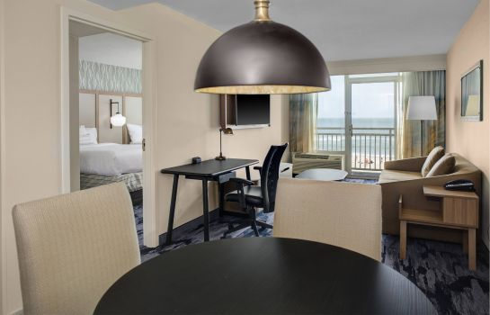 Suite Fairfield Inn & Suites Virginia Beach Oceanfront